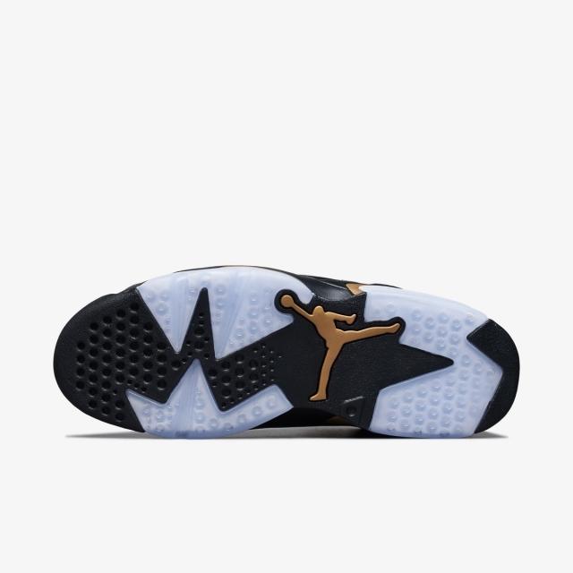 黑金 Air Jordan 6 官图释出!下月中旬登场!