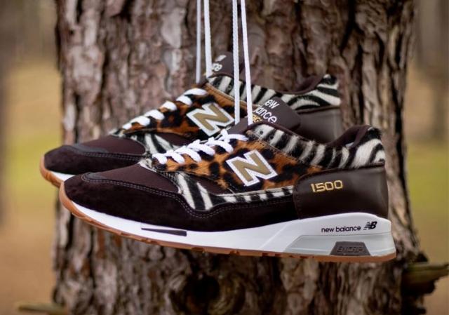 又一双「动物园」鞋款!全新 New Balance 1500 即将发售