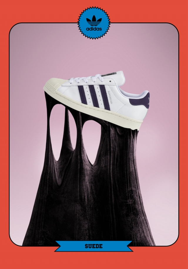 复古浪潮来袭!adidas Superstar 五十周年纪念新品登场!