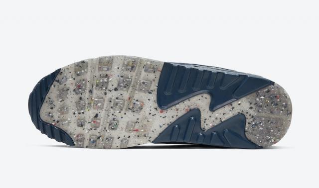 软木塞 Air Max 90 带来全新配色!还有隐藏细节...
