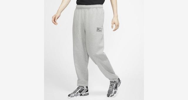Stüssy x Nike 联名即将发售!SNKRS APP 抢先上架多款服饰!