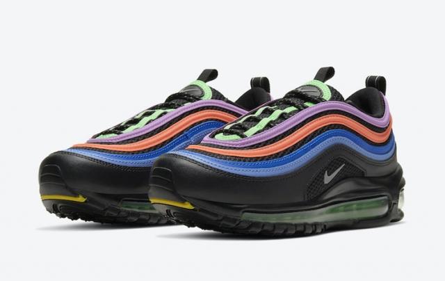 鞋面暗藏玄机!彩虹 Air Max 97 即将发售,但是...