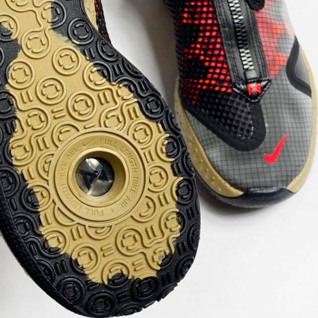 Nike PG 4 融合 ACG 风格!全新配色实物曝光!