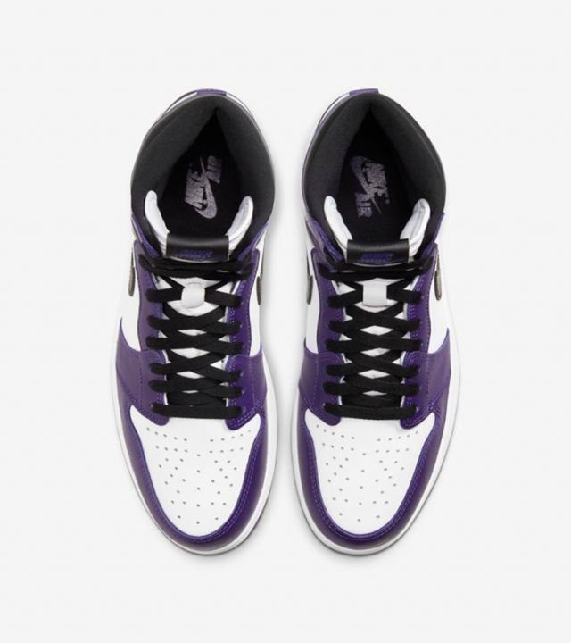 明日发售提醒!「紫加哥」Air Jordan 1 天猫、官网均已上架!