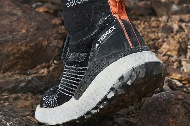 户外鞋也加入海洋环保项目!Parley x adidas Terrex 新鞋亮相