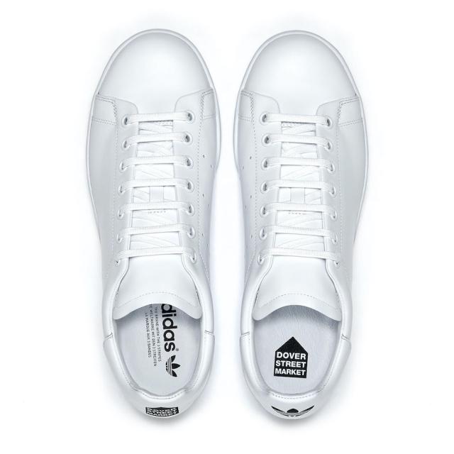 高规格全皮打造!DSM x adidas Stan Smith 后天发售