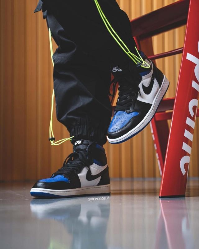 真香预警!「小闪电 2.0」Air Jordan 1 定档五月发售!