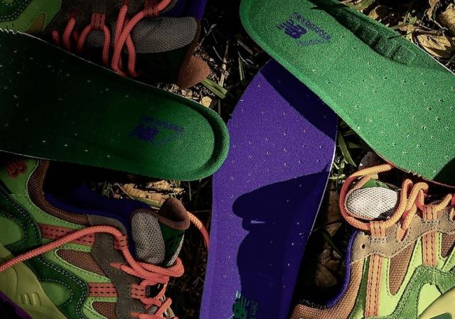 小众鞋型联名!全新 atmos x New Balance 850 本周发售!