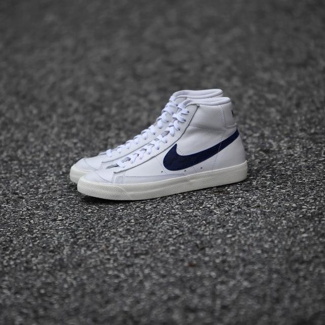 阴阳蛇纹加持!全新 Nike Blazer Mid即将发售