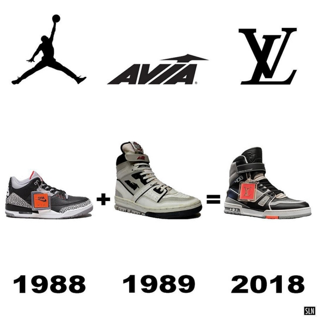 OFF-WHITE x Nike 将会有全新鞋型?Virgil 亲自回应!