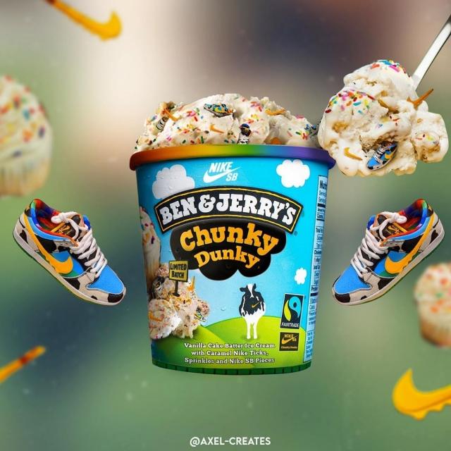 「牛奶冰淇淋」 Dunk SB Low 实物再度曝光!这细节谁都没见过!