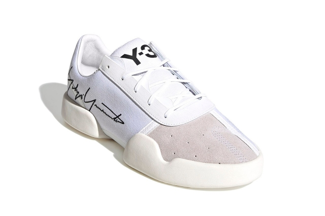 高级街头感十足的新系列!全新 adidas Y-3 Yunu 系列现已发售!
