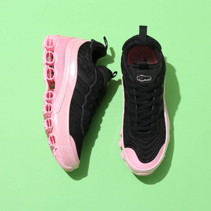 多款色彩选择!糖果色 adidas Microbounce T1 即将发售!