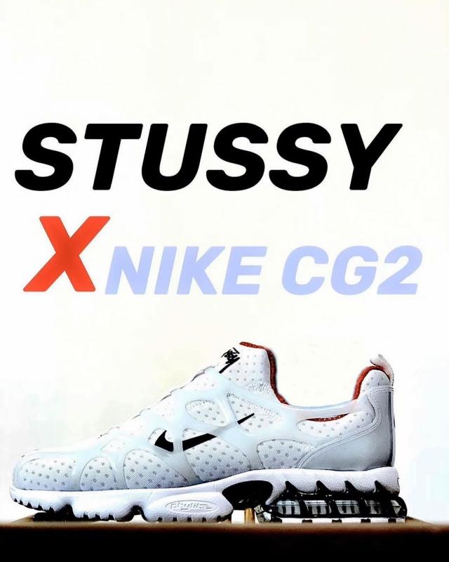 Stussy x Nike 还有全新联名!实物刚刚曝光!