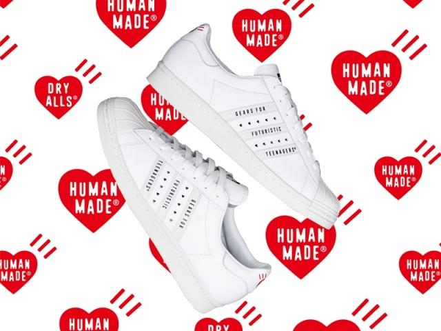 Human Made x adidas 联名来袭!高辨识度复古格调!