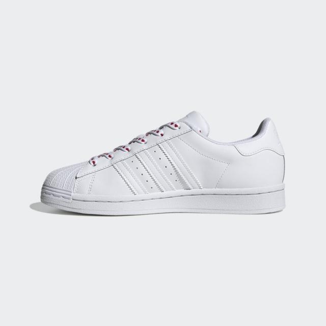 前所未见的花色弹幕装饰!新配色 adidas Superstar 现已发售!