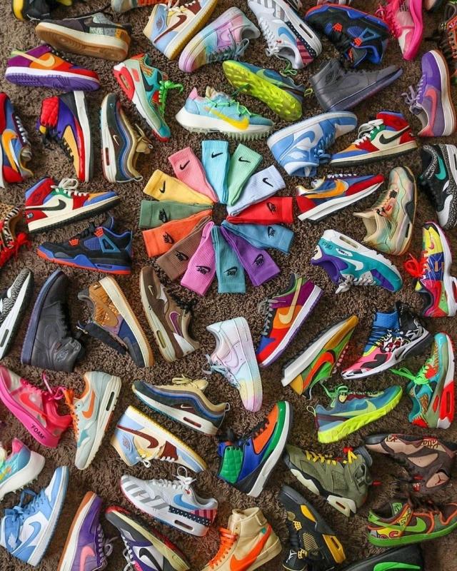明日别忘 Yeezy、AJ6 和韦德之道套装!一周球鞋美图 04/17