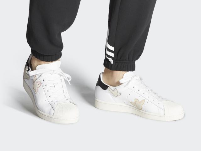 传奇滑手的「可爱联名」!Mark Gonzales x adidas 本月发售!
