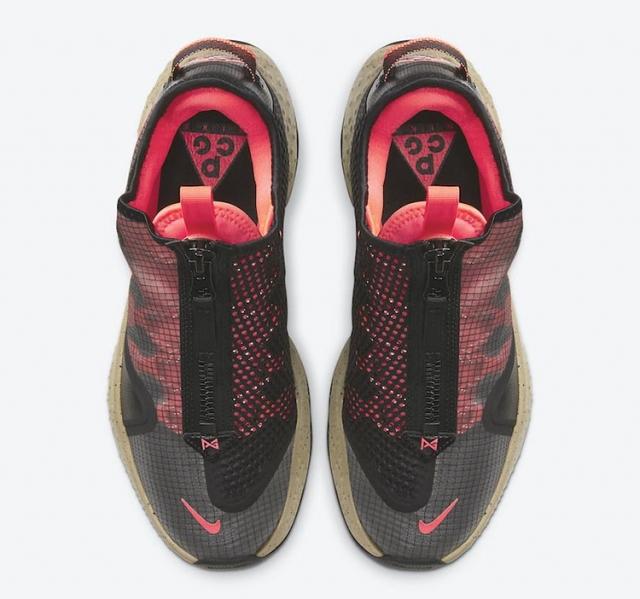 Nike PG4 融合 ACG 打造山系机能实战鞋!官图曝光!