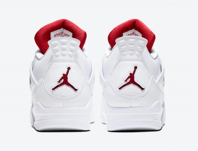 纯白 Air Jordan 4 要来了!今年春夏季又是它的天下!