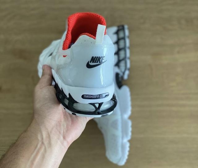 懒人一脚蹬设计!Stussy x Nike 新鞋型完整曝光!发售临近!