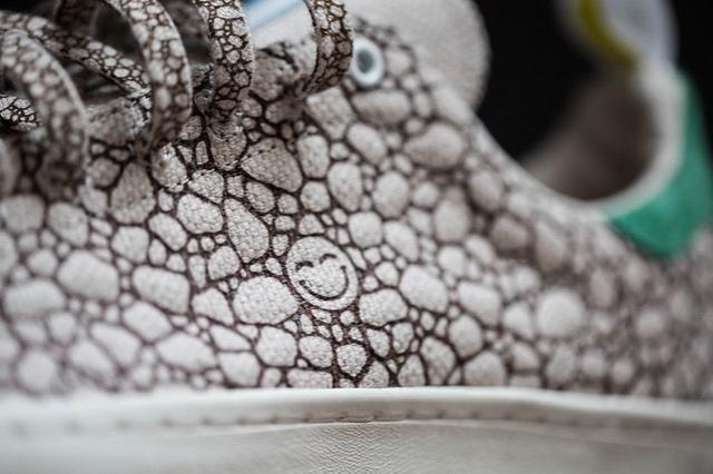 adidas 也有 420 鞋款!BAIT x Stan Smith 实物曝光!