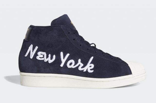 纽约城市主题!adidas Pro Model 迎来全新配色!