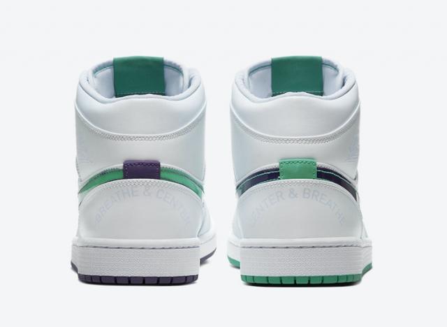 外底鸳鸯配色太抢眼!全新 Air Jordan 1 Mid 本月正式发售!