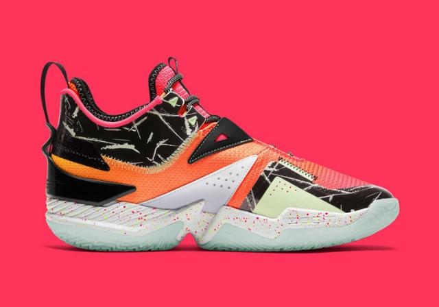 吸睛效果十足!威少 3 支线战靴迎来「北京」城市主题配色!