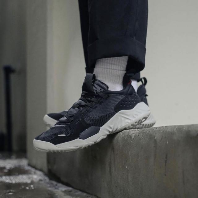 Jordan Delta 三款新品上脚预览!火星鞋配色 5 月 1 日发售!