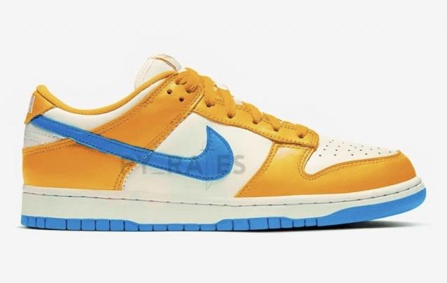 经典四大天王配色回归!全新联名 Nike Dunk 颇有看点!