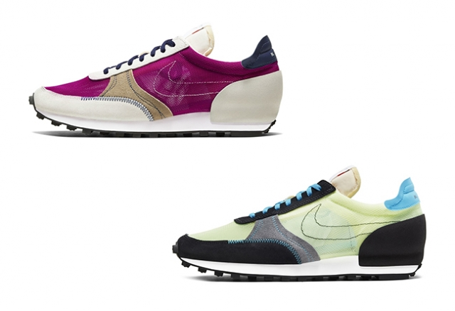 N.354 解构设计!两款全新配色 Nike Daybreak 官图释出!