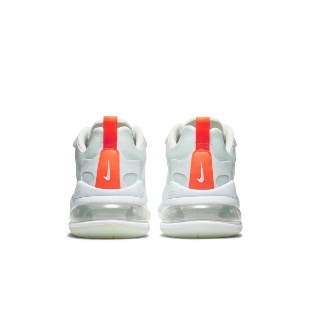 夏季抢手小白鞋装扮!Air Max 270 React 新配色来了!