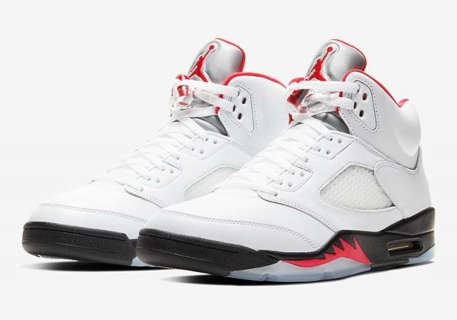 下月第一双狠角色!流川枫 Air Jordan 5 国内发售信息来了!