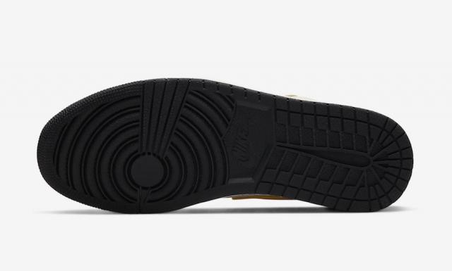 棕榈树暗纹装扮!这款 Air Jordan 1 Low 新配色值得关注!