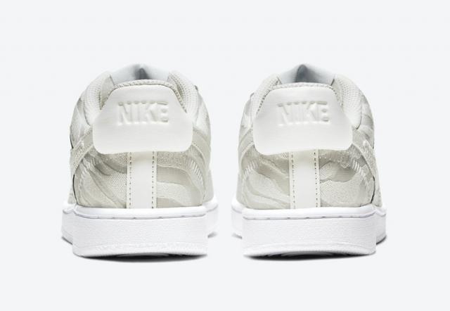 另类虎纹装扮!这双 Nike Court Vision Low 你打几分?