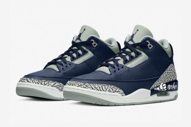 两双 Air Jordan 3 新配色安排上了!看看哪个你更喜欢