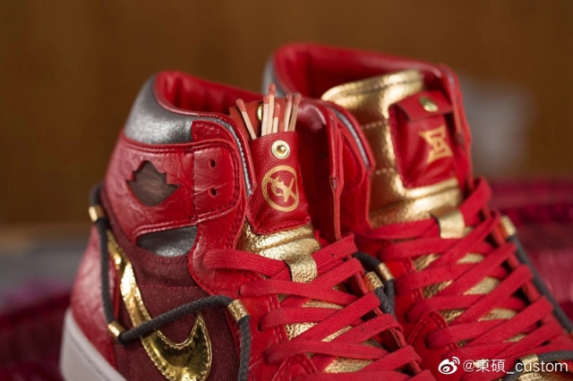 20W 劳力士搭钢铁侠 AJ1!朱一旦:有钱人玩鞋就是这么枯燥!