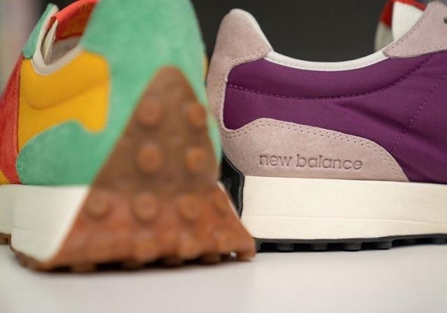今年 New Balance 最大黑马!NB 327 再出联名配色!