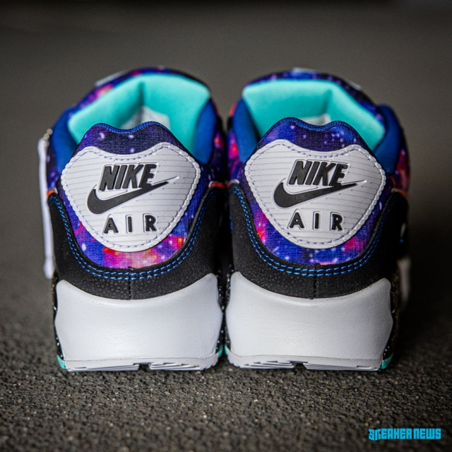 全新 Nike 星空套装曝光!三双鞋都超好看!