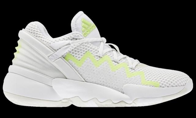 米切尔新战靴 adidas D.O.N. Issue#2 多配色释出!今夏发售!