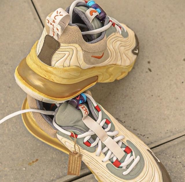 Travis Scott x Nike 新联名再曝实物图!发售信息又双叒叕更新了!