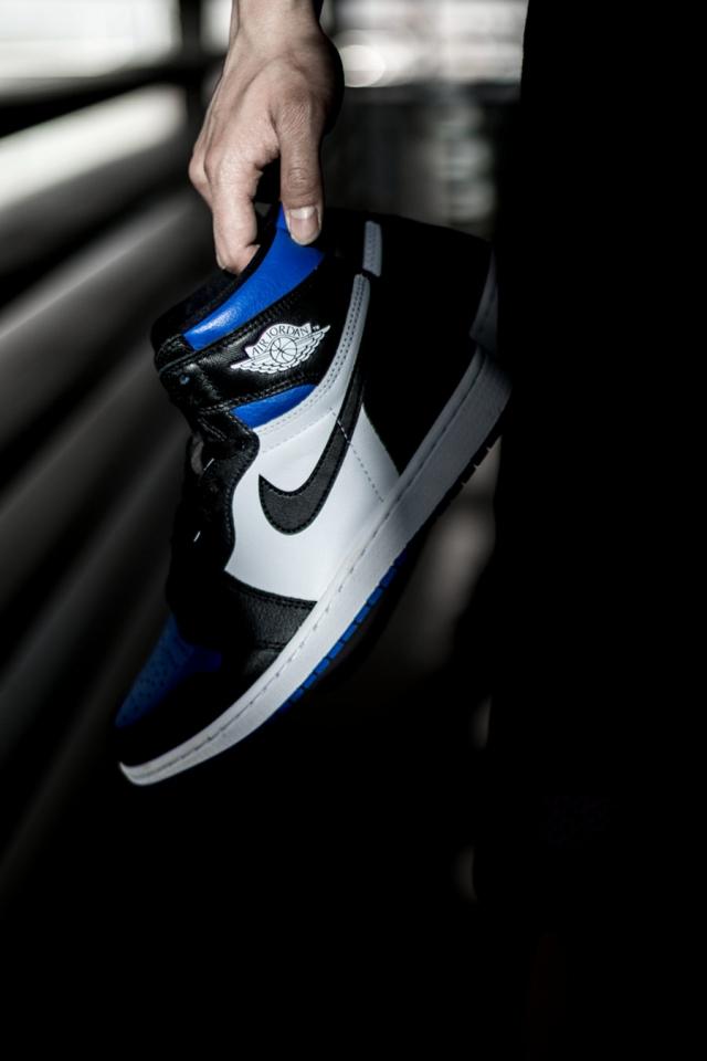 最便宜的黑脚趾 AJ1!有些人不待见,但上脚好看到犯规!