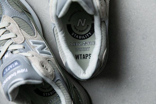 速看!市价破万的 WTPAS x New Balance  国内后天发售!