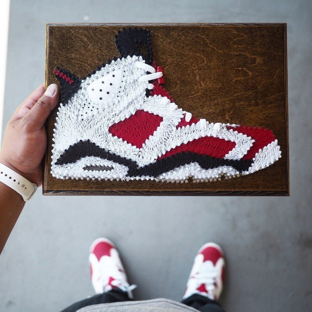 重磅!你们要的「胭脂红 Air Jordan 6」!明年 1 月复刻!