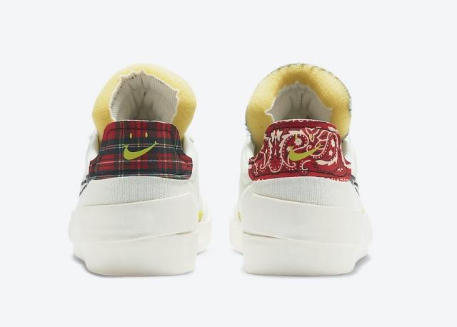 解构 + 鸳鸯 + 腰果花!这双 Nike Drop-Type HBR 堪比联名!