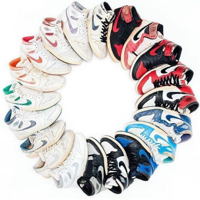 球鞋越来越多,你会怎样保存?一周球鞋美图 5/15