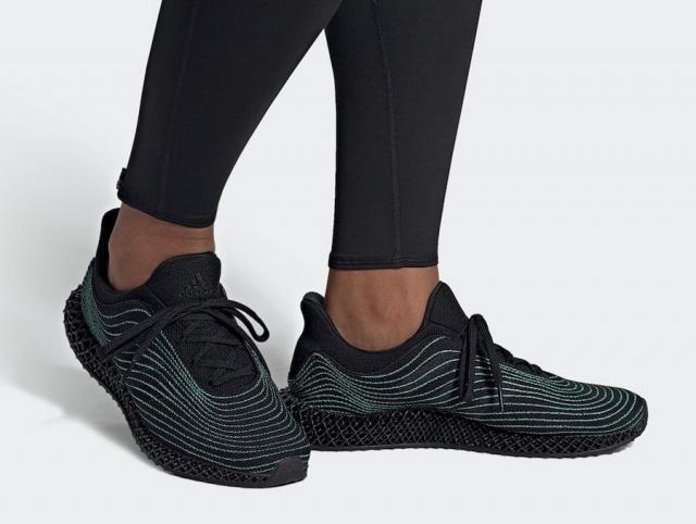神似上海万花筒!adidas x Parley 海洋联名新鞋曝光!