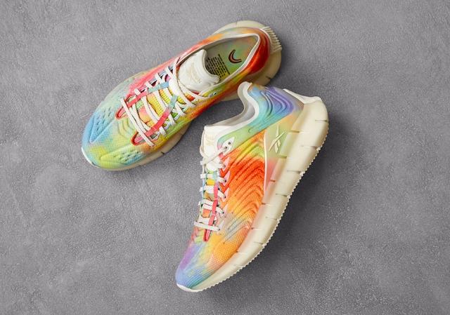 绚丽夺目的彩虹鞋身!Reebok Pride Month 系列现已发售!