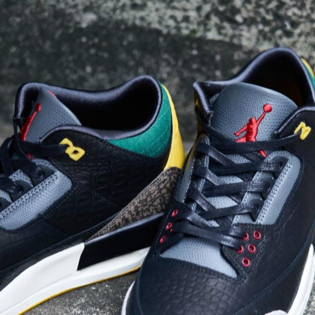 定价同样奢华!这双猛兽合体 Air Jordan 3 还真不便宜!